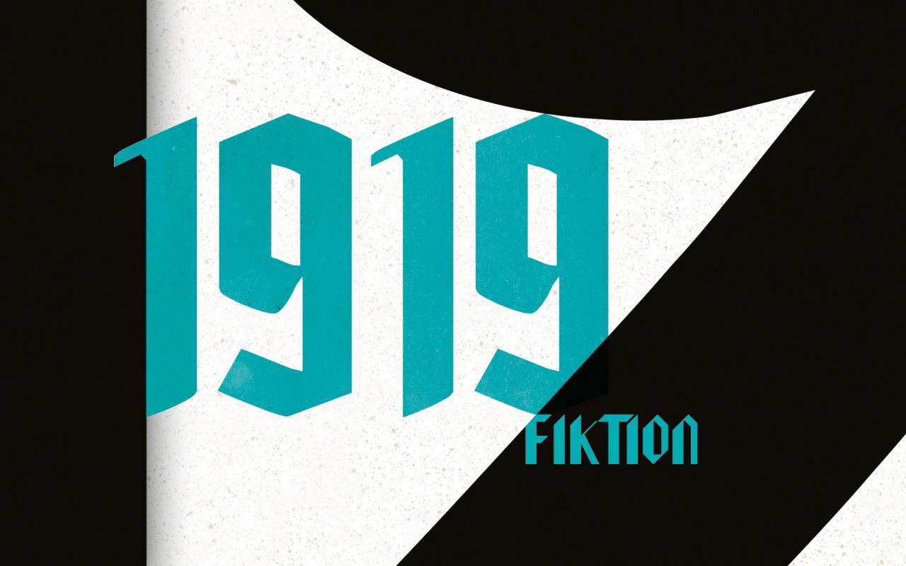 Book Cover »1919«