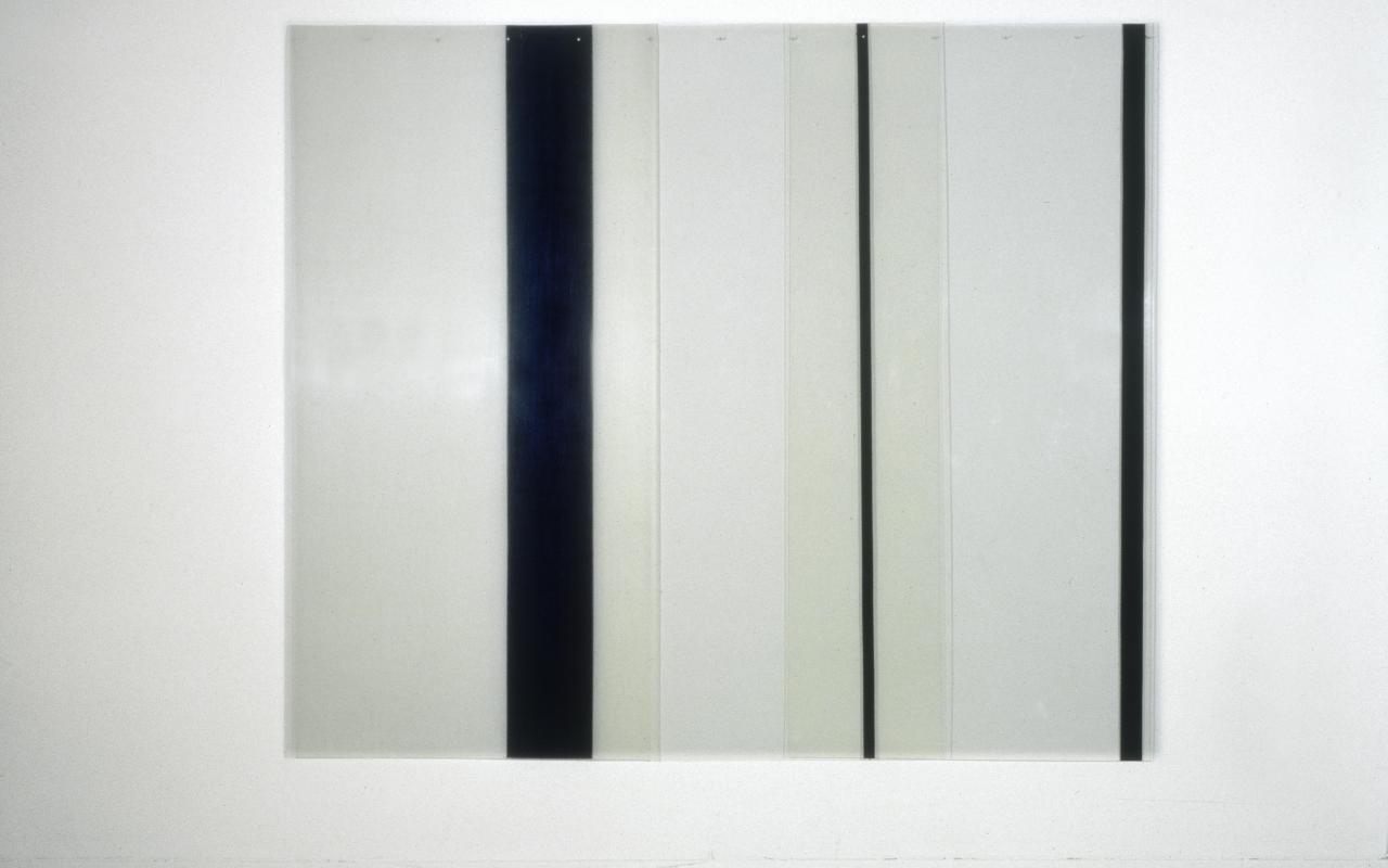 Transparent 1/1 (Barnett Newman)