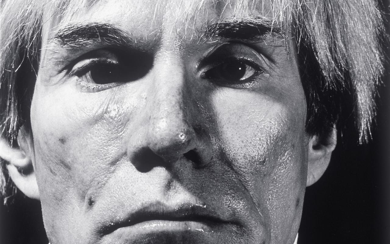 Andy Warhol, New York 1983