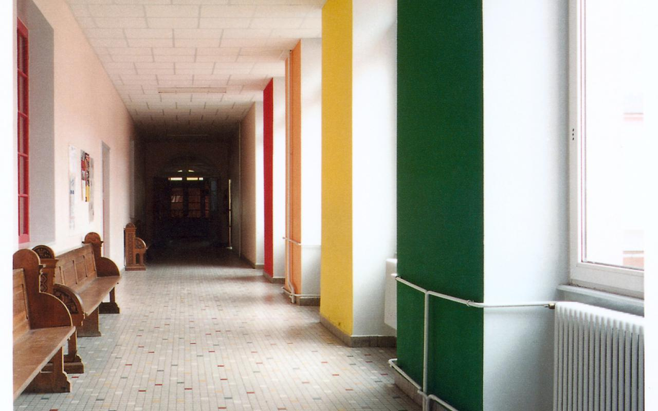 Werk - Collège St. Augustin Bitche I - MNK_00704_00424_hoefer_collè