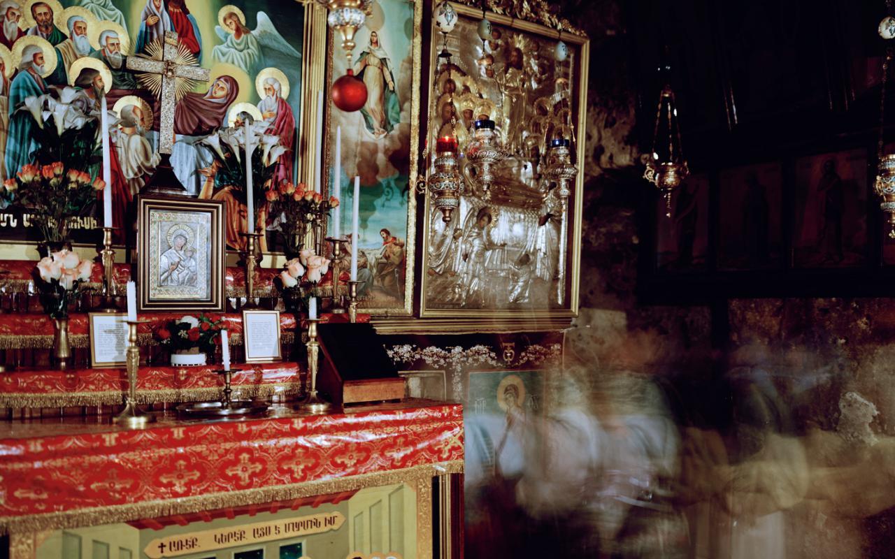 Mary's Tomb I