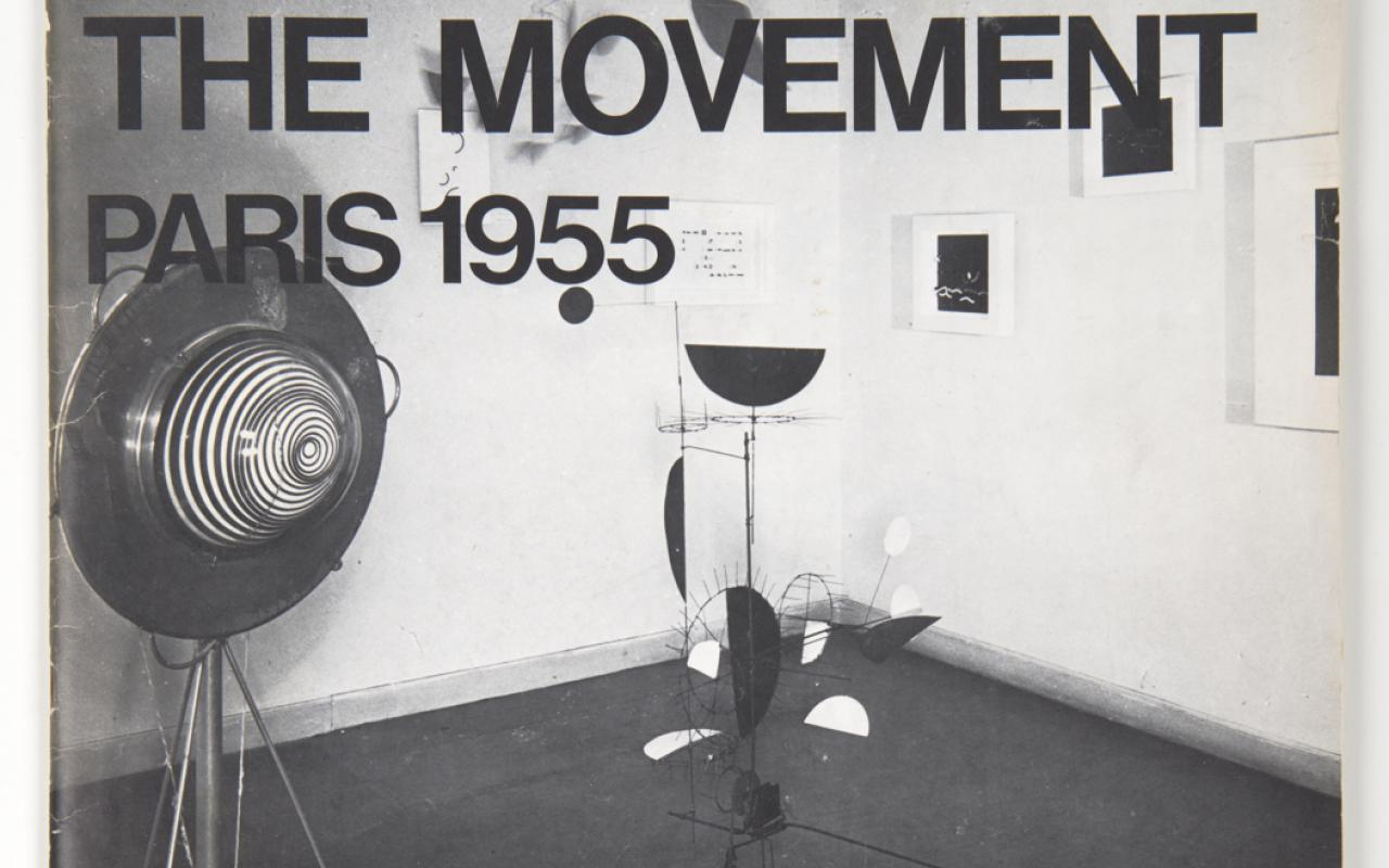 Le Mouvement / The Movement / Paris 1955