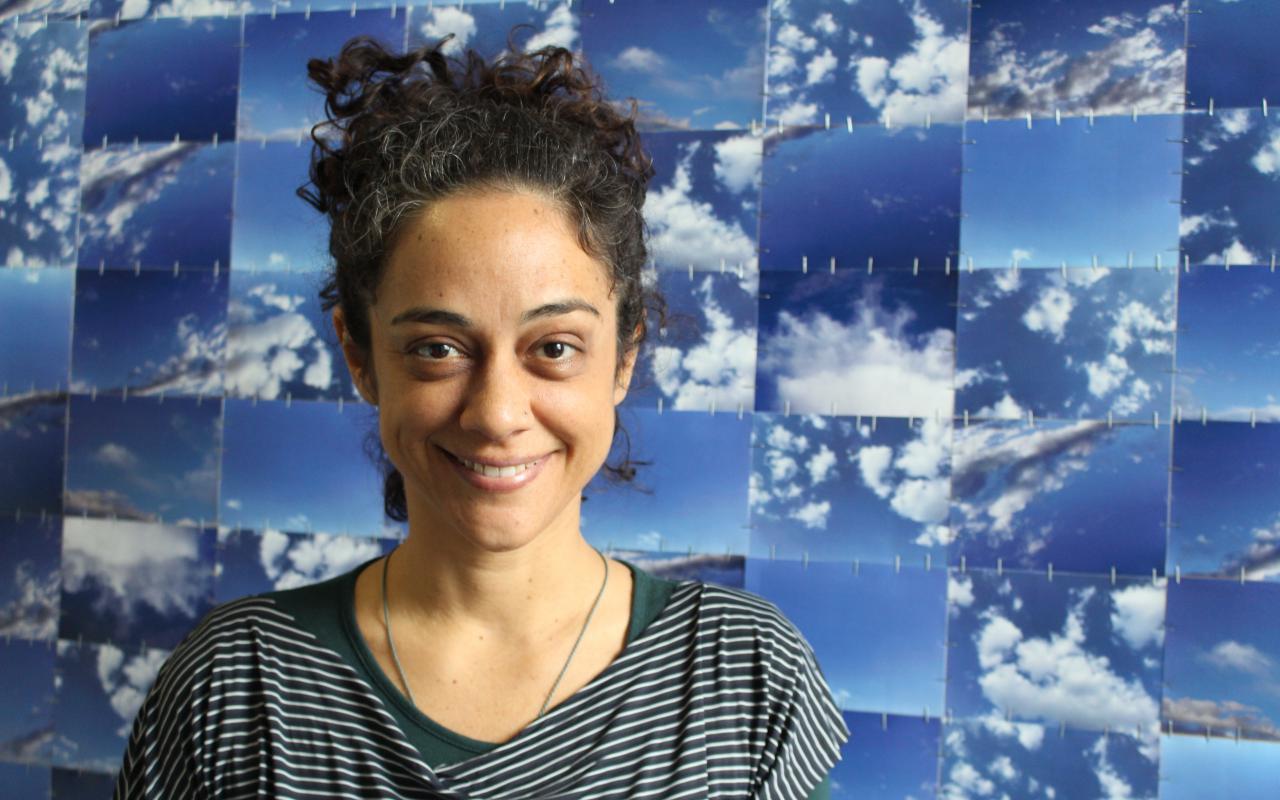 Ein Profilbild der Prof. Aline Cori