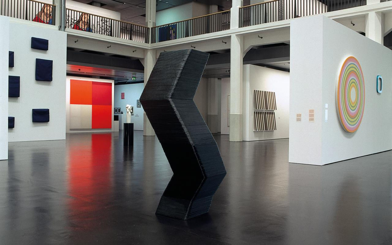 """Exhibition view """"DaimlerChrysler Collection"""""""