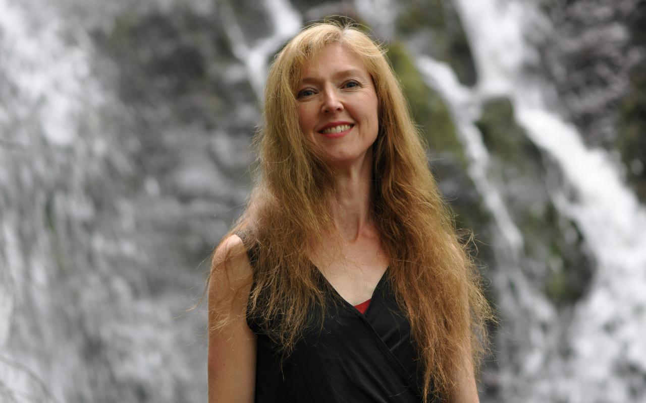 Portrait of Natasha Barrett