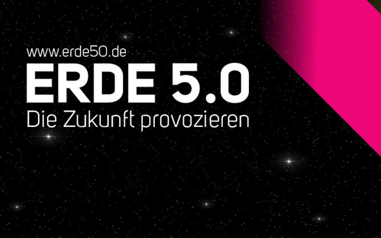 Earth 5.0: Provoke the future