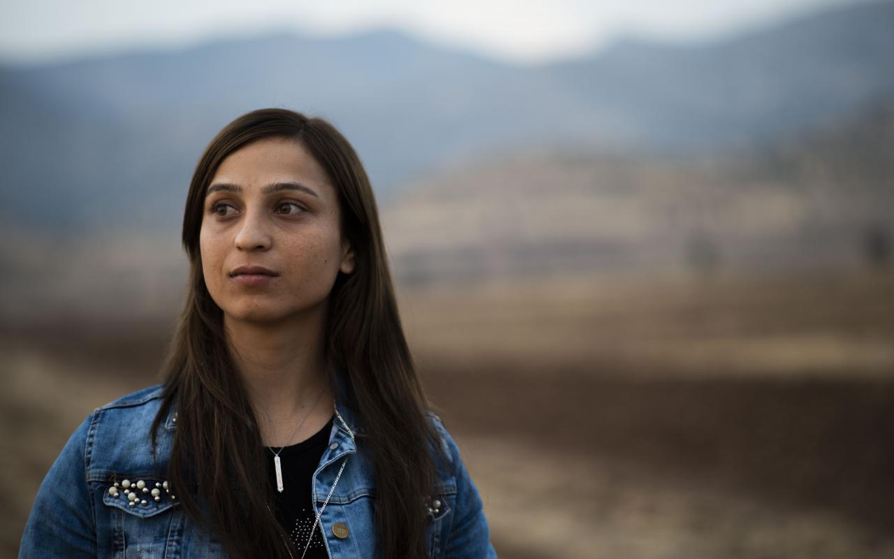 Portrait von Hala