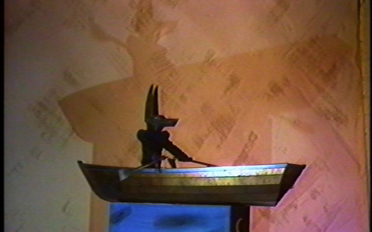 Werk - Der Herzschlag des Anubis