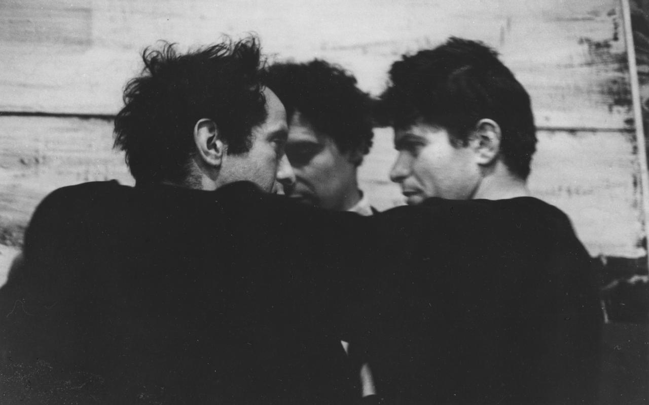 Cohen, John »Robert Frank, Alfred Leslie, Gregory Corso«, 1959