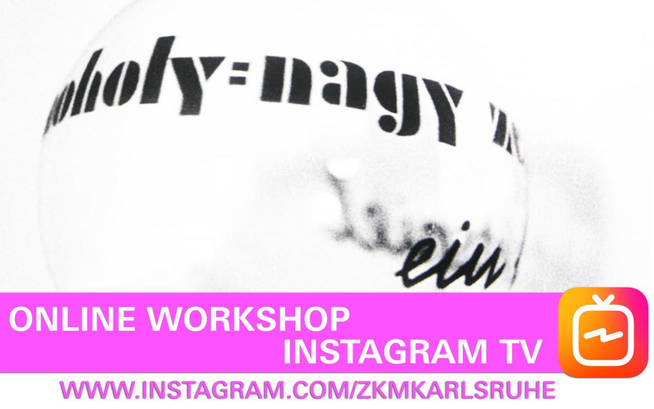 Online Workshop on Instagram TV - Instant Movie Making