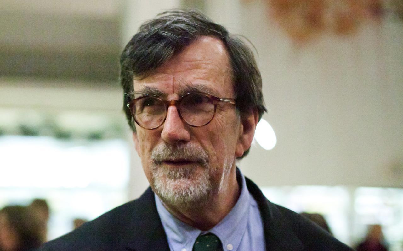A Portrait of Bruno Latour.