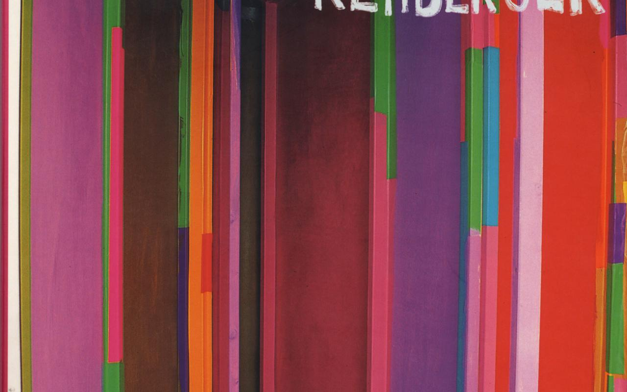 Cover of the publication »Tobias Rehberger: Geläut – bis ich's hör'...«