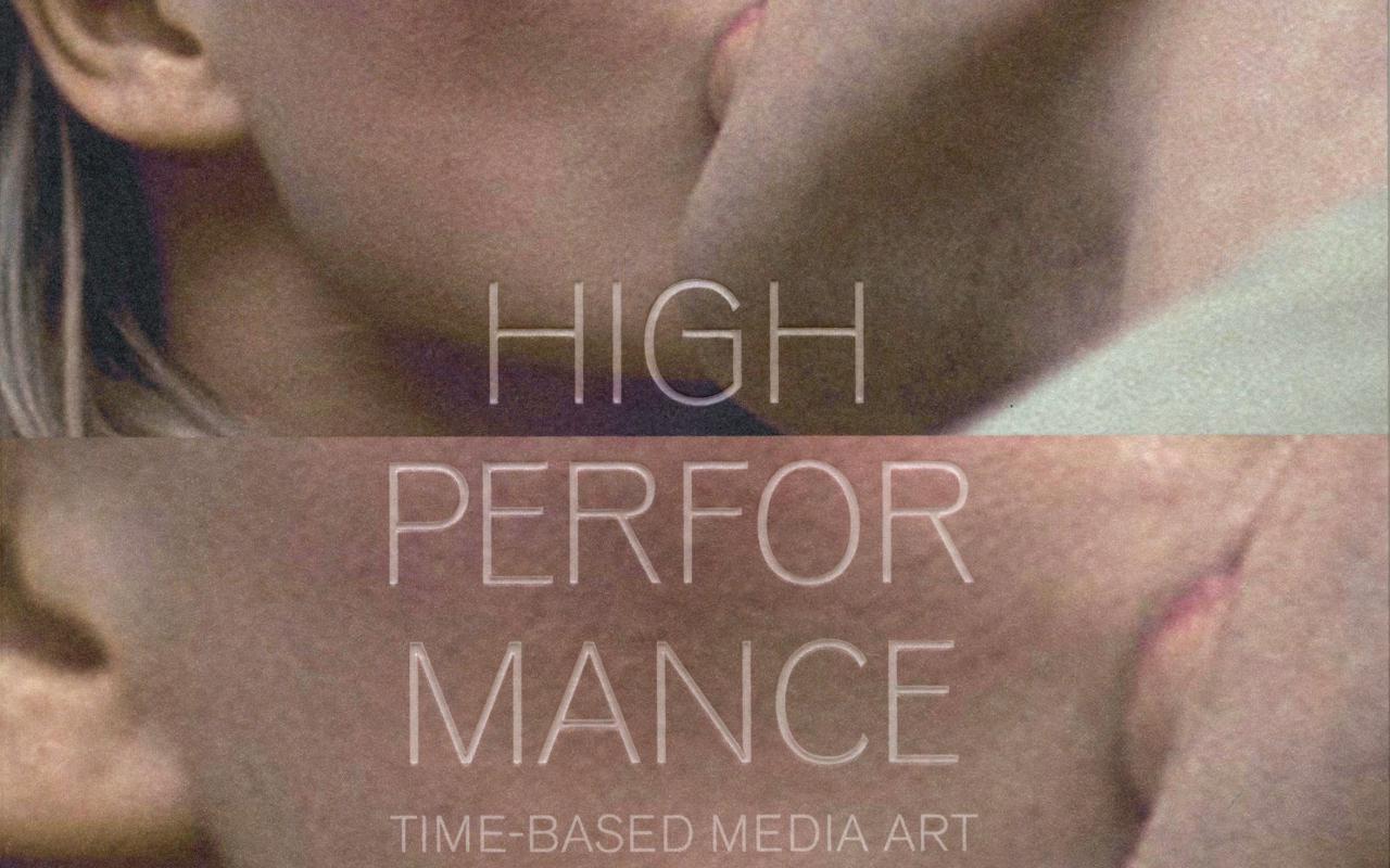 Cover der Publikation »High Performance«