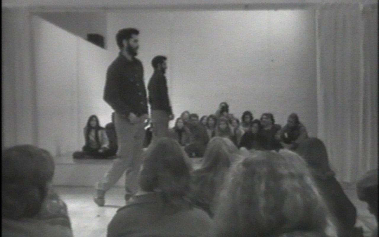 Werk - Performer / Audience / Mirror