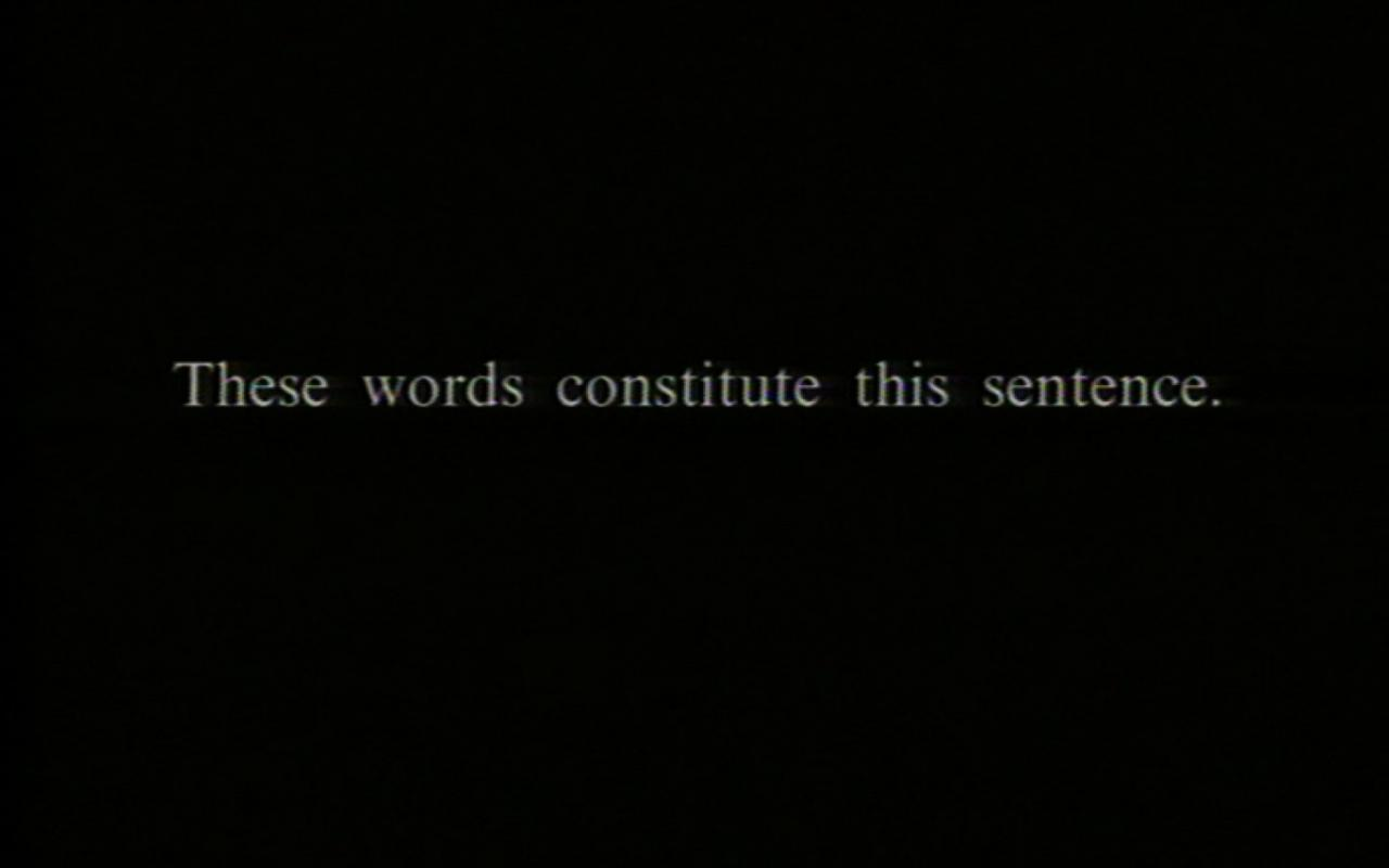 Werk - Sentences