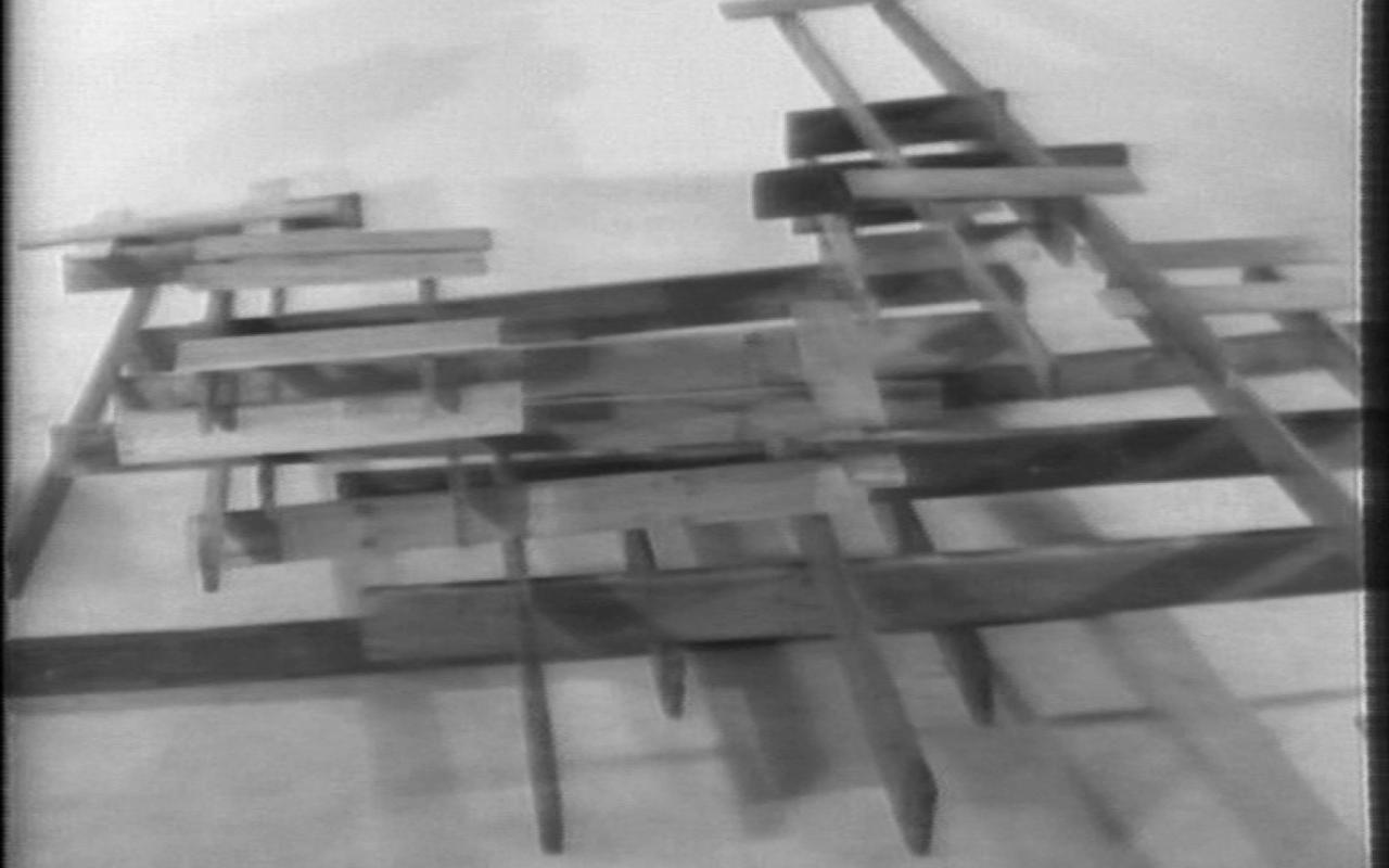 Werk - Holzstücke