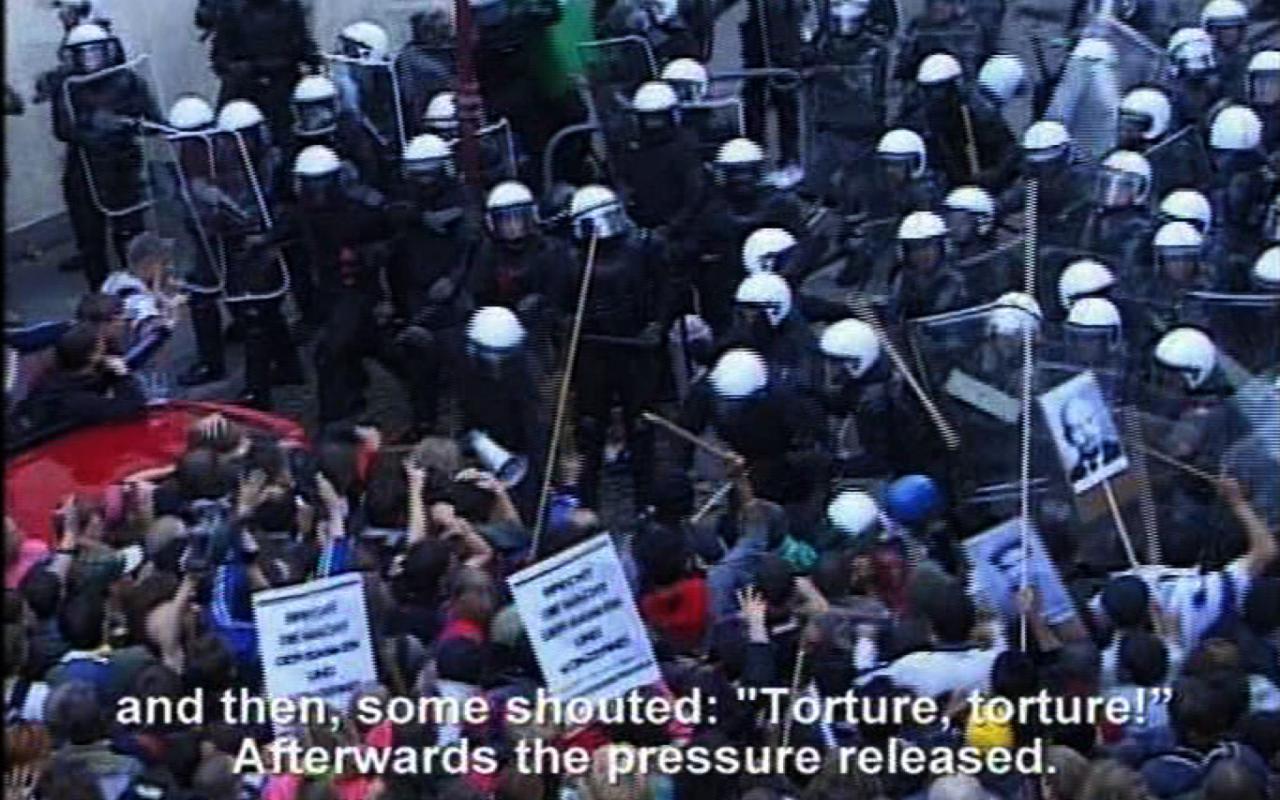 Werk - This is what Democracy looks like!
