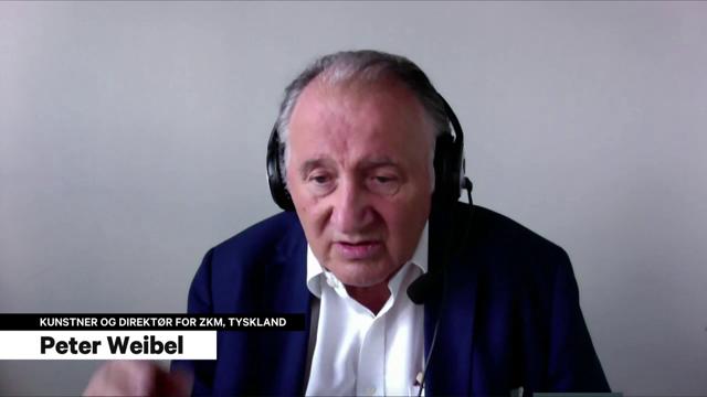 Peter Weibel im Interview bei »deadline«