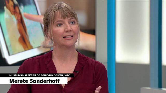 Merete Sanderhoff im Interview bei »deadline«