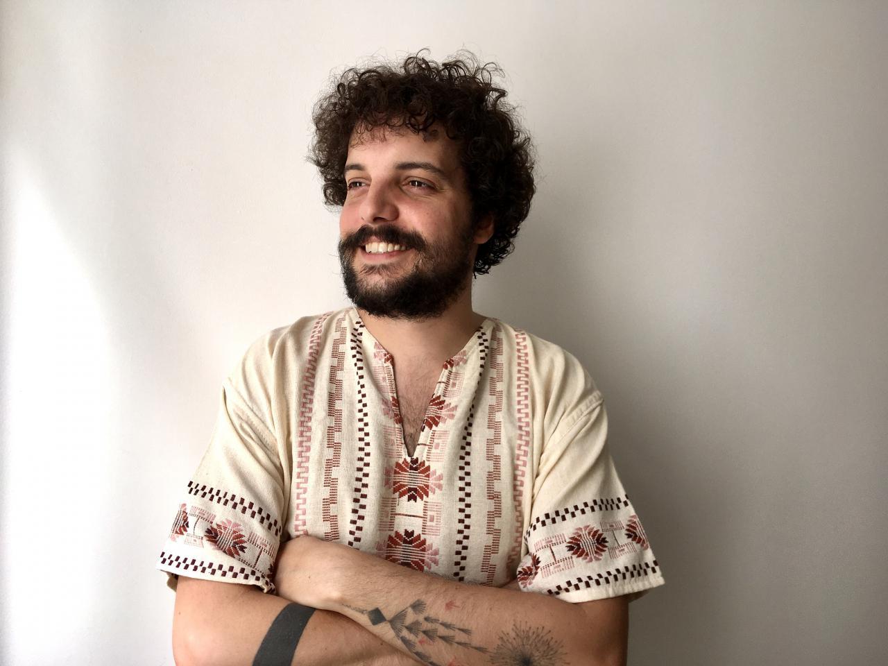 Portrait of Bernardo Pontes