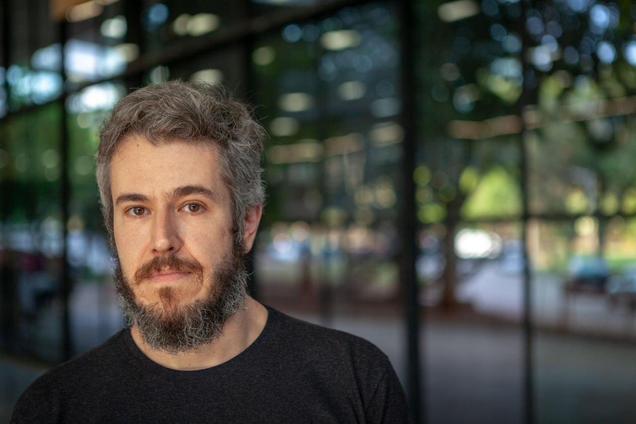 Portrait von Bruno Moreschi