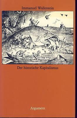 Buchcover von »Der historische Kapitalismus«