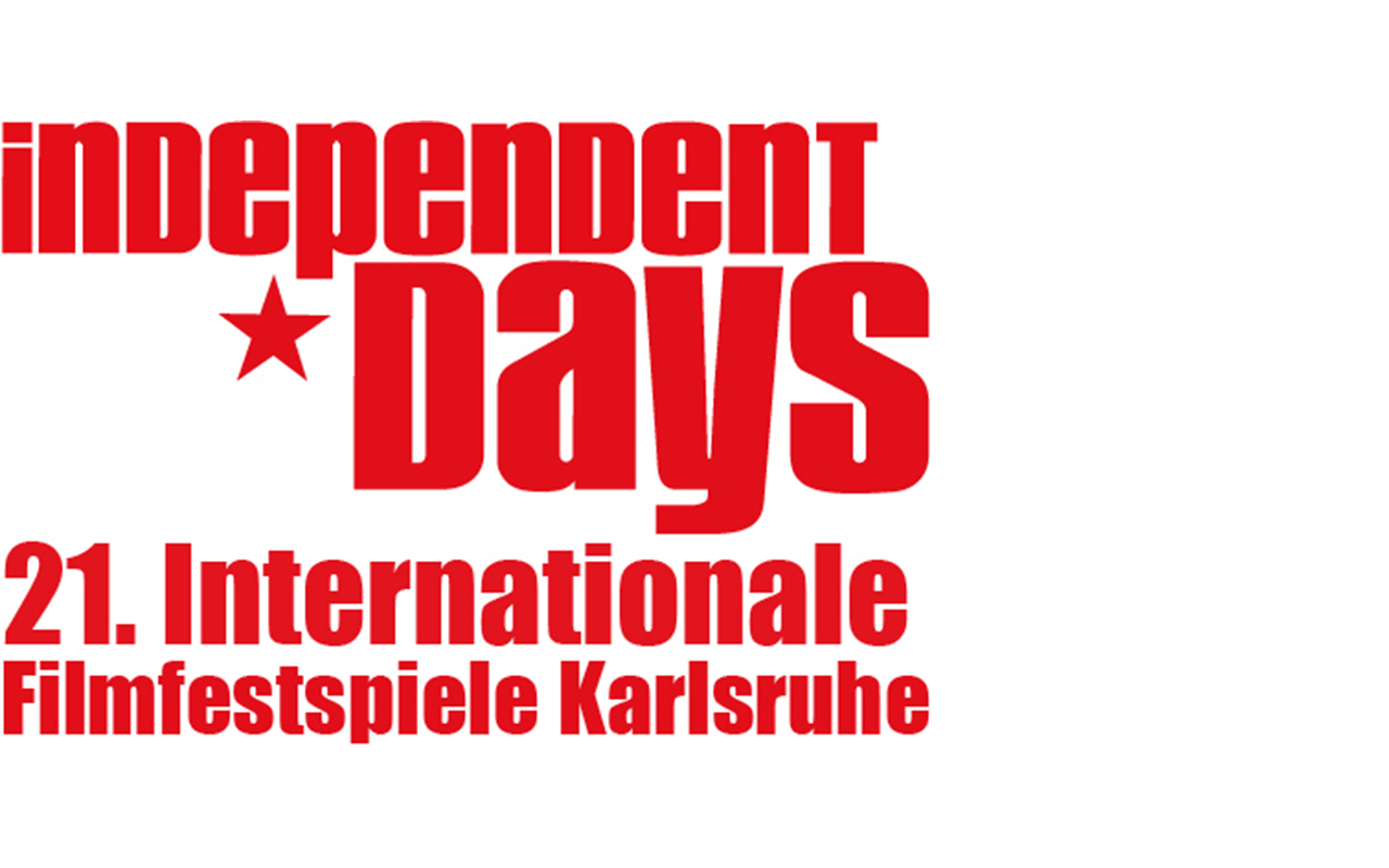 Logo der Independent Days in roter Schrift