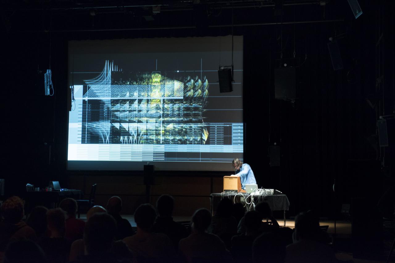 Insonic 2018 Performance »Hidden Forest« by Mark Pilkington
