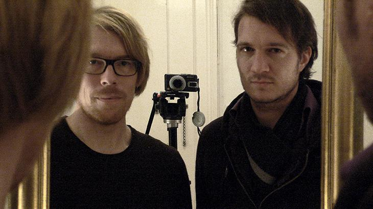 Portrait zweier Männer
