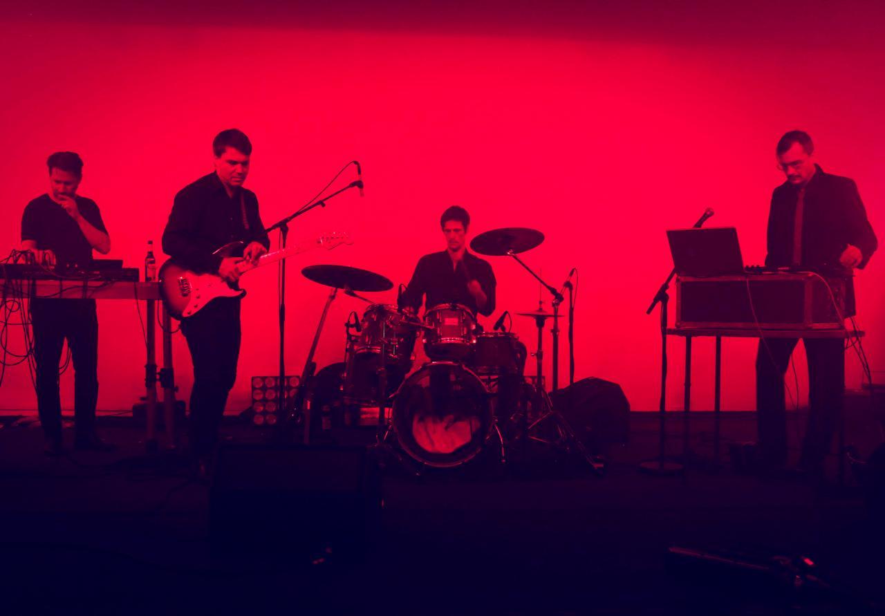 Bandfoto »Kreidler«
