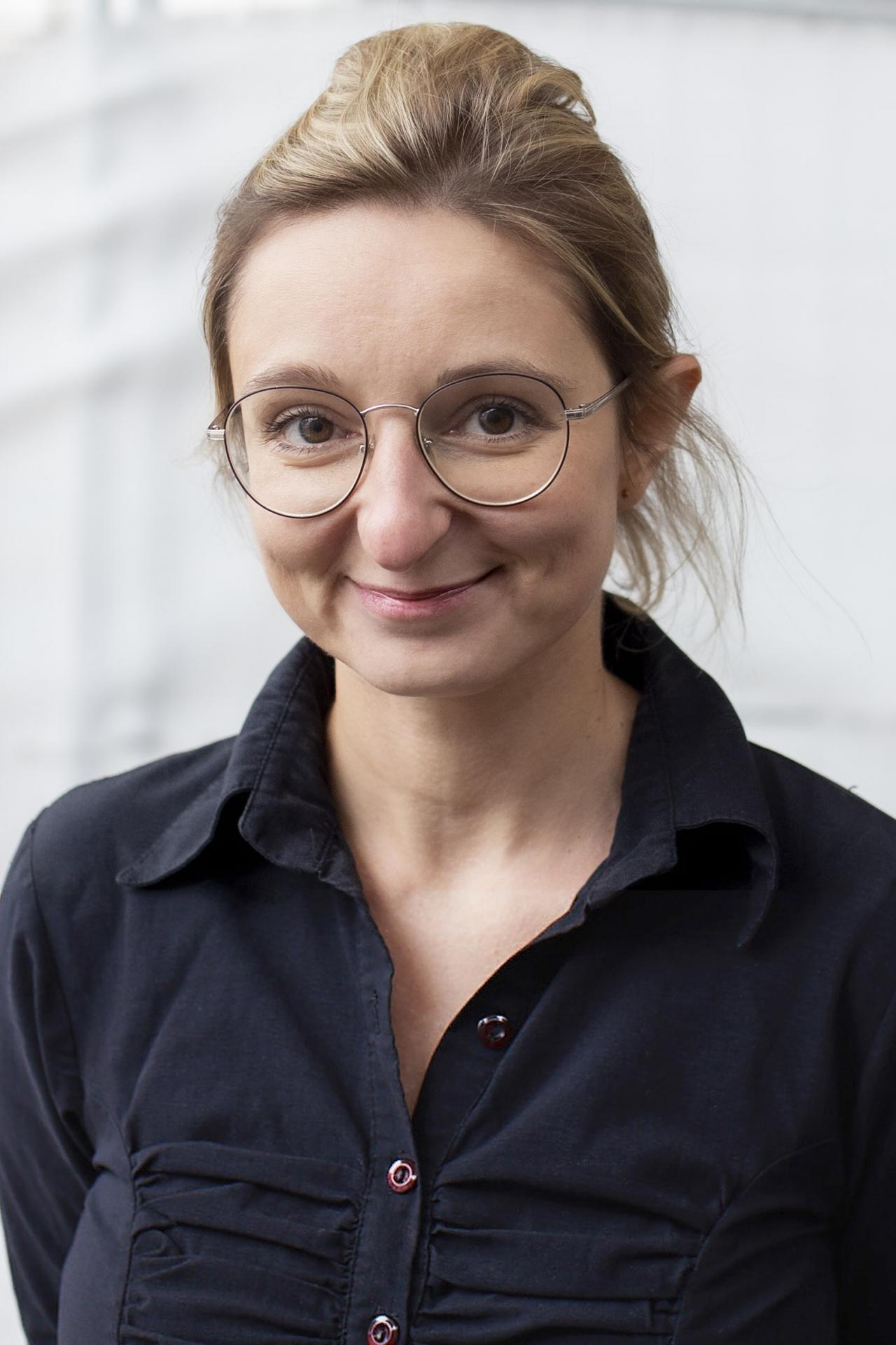 Portrait of Maria Smigielska