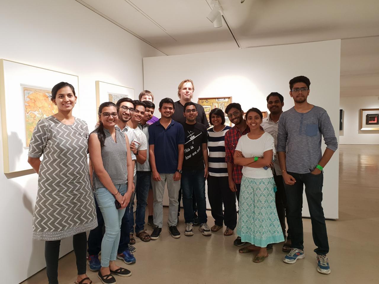 Participants of the Coding Culture Hackathon II