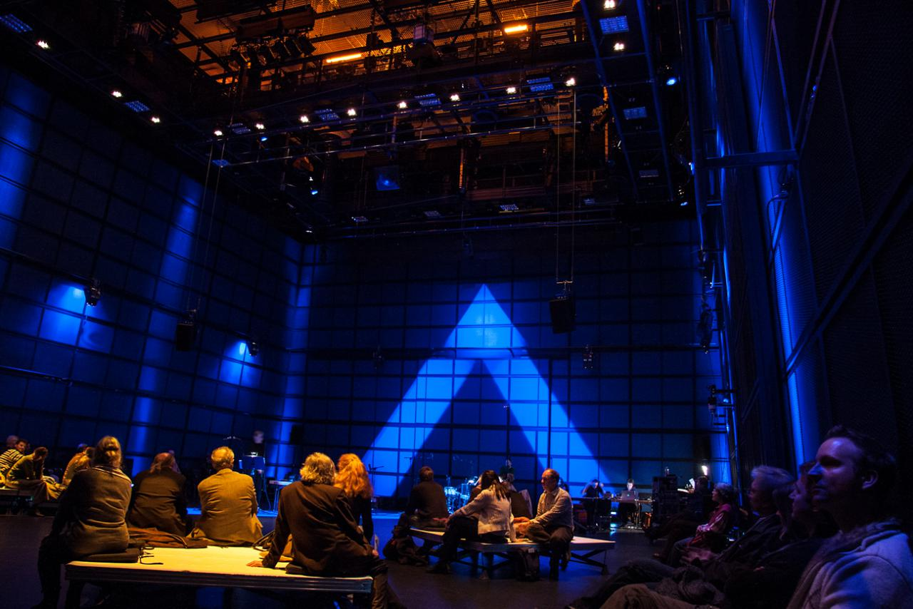 Event at the ZKM_Media Theater