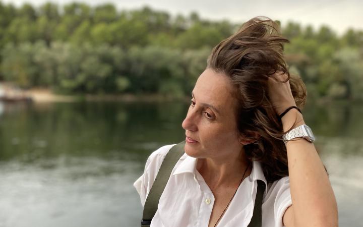 Portrait of Alba G. Corral