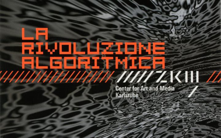 Cover of the publication »La rivoluzione algoritmica«