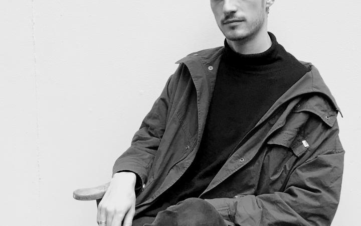 Portrait of Kim André Lange