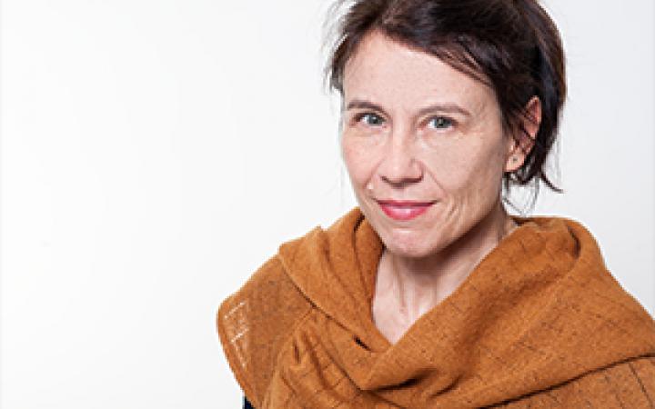 Portrait of Flavia Caviezel