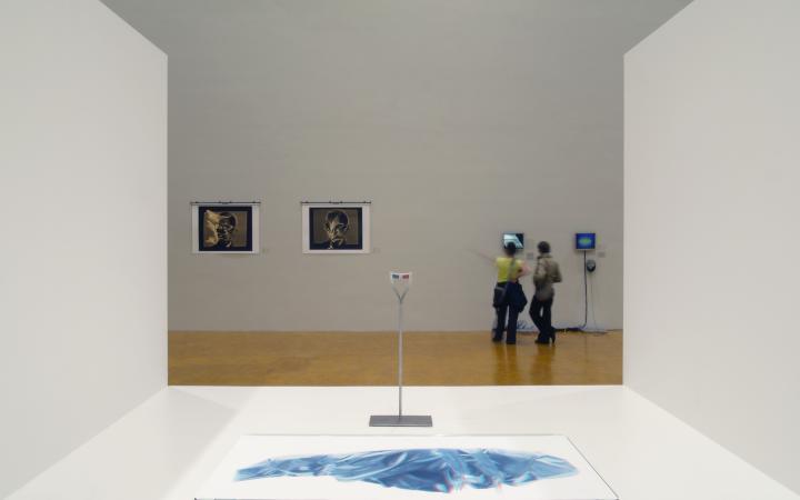 """Exhibition view """"Resonances"""""""