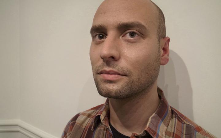 Portrait of Fabien Giraud