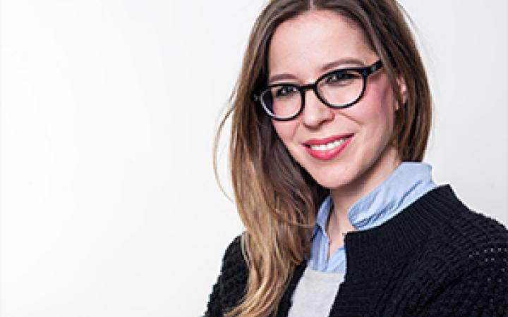 Portrait of Claudia Mareis