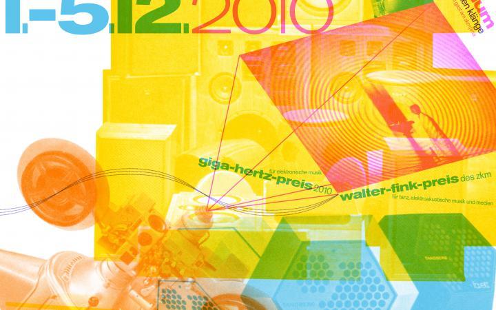Web banner Giga-Hertz Award 2010 at ZKM | Karlsruhe