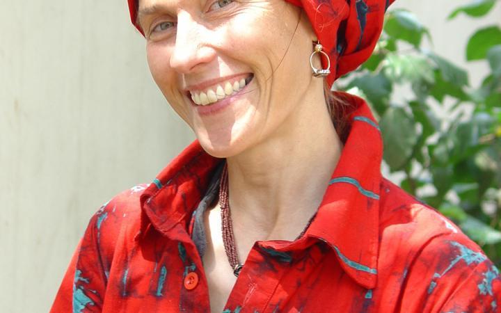 Portrait Claudia Wegener