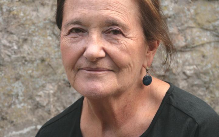 Portrait of Francoise Barriere
