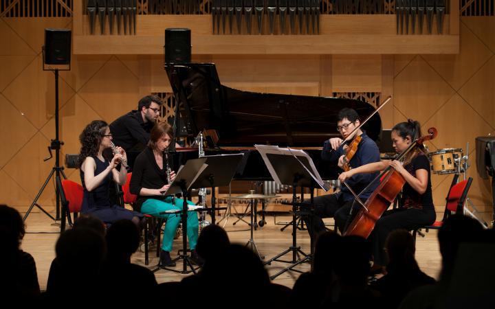 The International Ensemble Modern Academy (IEMA) 2013/14