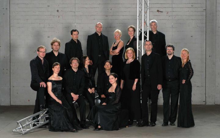 Das Ensemble SCHOLA Heidelberg
