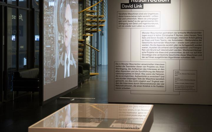 View of the exhibition »Monster Resurrection«