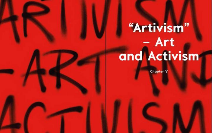 Beispielseite der Publikation »global aCtIVISm«