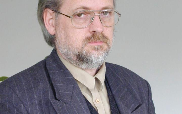 Porträt Klaus Wiegerling