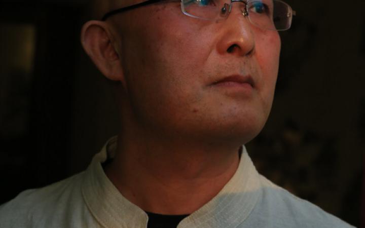 Portrat of a man