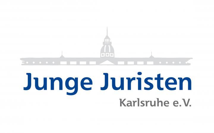 Logo der Jungen Juristen Karlsruhe e.V.